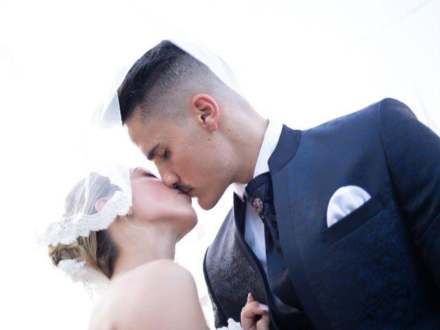 La boda de Juab y Rosa en Málaga, Málaga 1