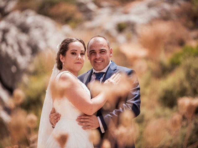 La boda de Manolo y Rocío en Villaluenga Del Rosario, Cádiz 1