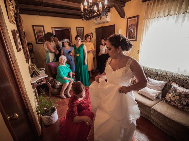 La boda de Manolo y Rocío en Villaluenga Del Rosario, Cádiz 12