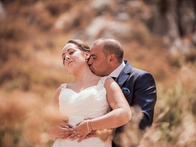 La boda de Manolo y Rocío en Villaluenga Del Rosario, Cádiz 21