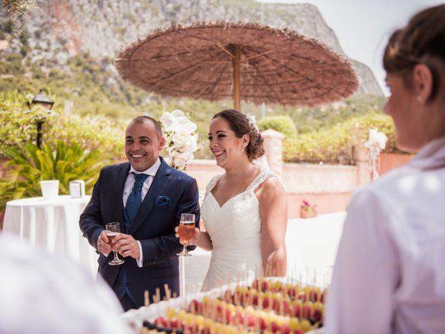 La boda de Manolo y Rocío en Villaluenga Del Rosario, Cádiz 25