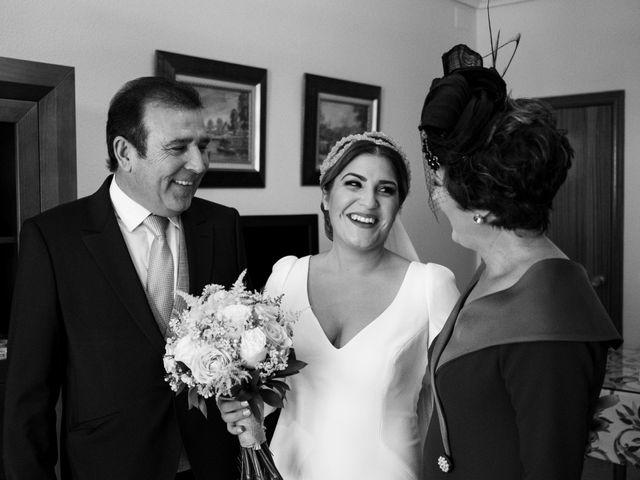 La boda de César y Beatriz en La Carlota, Córdoba 27