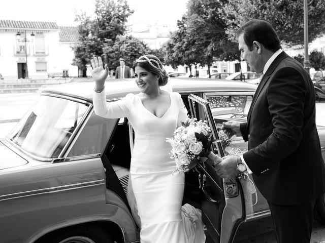 La boda de César y Beatriz en La Carlota, Córdoba 31