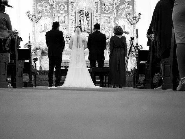 La boda de César y Beatriz en La Carlota, Córdoba 35