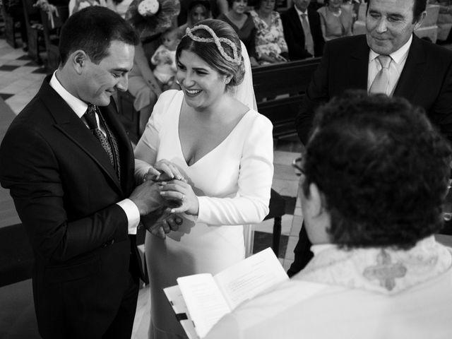 La boda de César y Beatriz en La Carlota, Córdoba 38