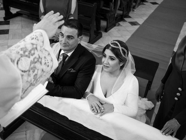 La boda de César y Beatriz en La Carlota, Córdoba 40