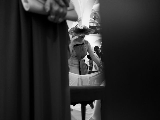 La boda de César y Beatriz en La Carlota, Córdoba 43