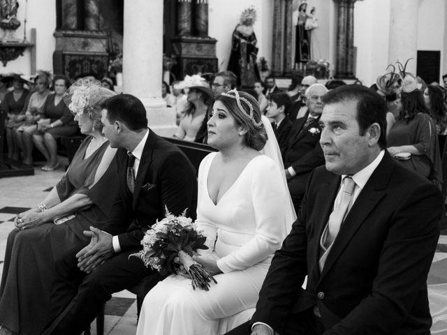 La boda de César y Beatriz en La Carlota, Córdoba 45