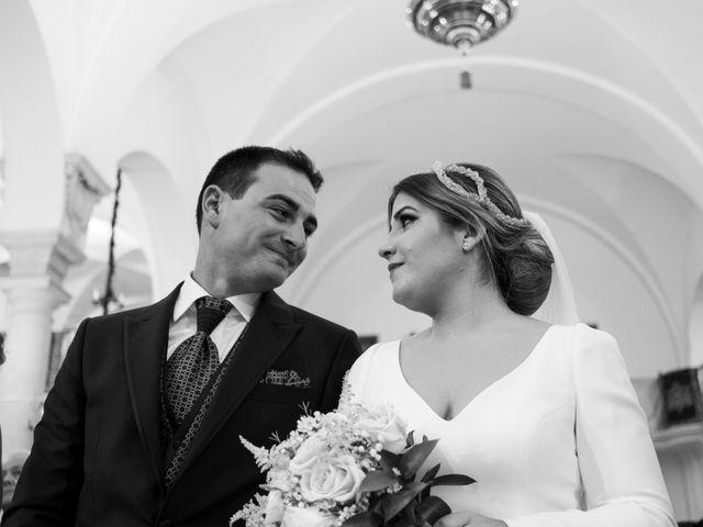 La boda de César y Beatriz en La Carlota, Córdoba 46
