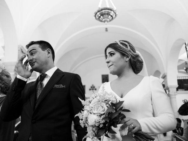 La boda de César y Beatriz en La Carlota, Córdoba 47