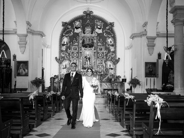 La boda de César y Beatriz en La Carlota, Córdoba 49