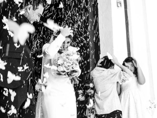 La boda de César y Beatriz en La Carlota, Córdoba 52