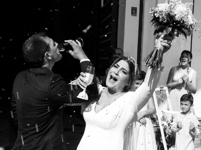 La boda de César y Beatriz en La Carlota, Córdoba 53