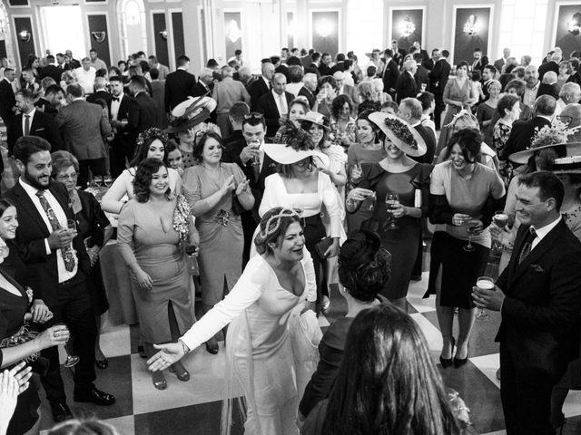La boda de César y Beatriz en La Carlota, Córdoba 59