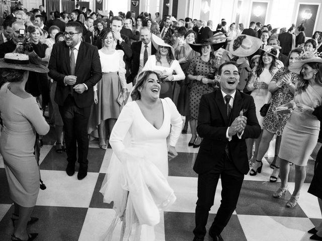 La boda de César y Beatriz en La Carlota, Córdoba 61