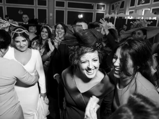 La boda de César y Beatriz en La Carlota, Córdoba 65