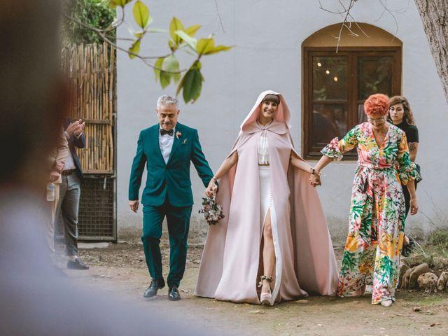 La boda de Pablo y Sara en Alborache, Valencia 8