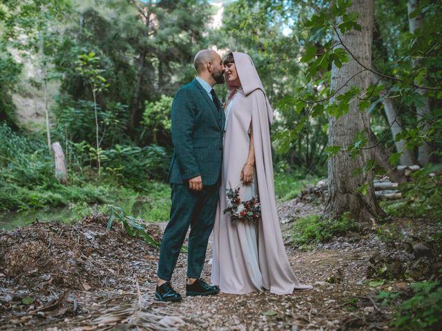 La boda de Pablo y Sara en Alborache, Valencia 21