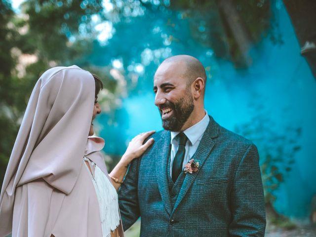 La boda de Pablo y Sara en Alborache, Valencia 1