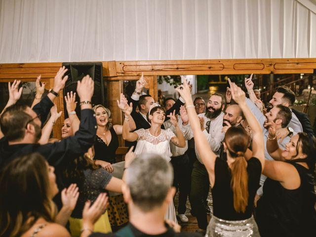 La boda de Pablo y Sara en Alborache, Valencia 2