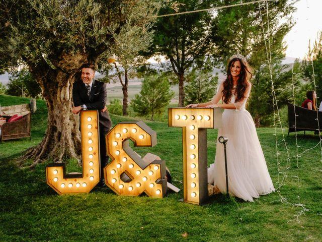 La boda de Juan Fernandez y Teresa Arriazu en Arguedas, Navarra 1