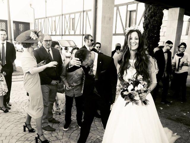 La boda de Juan Fernandez y Teresa Arriazu en Arguedas, Navarra 3