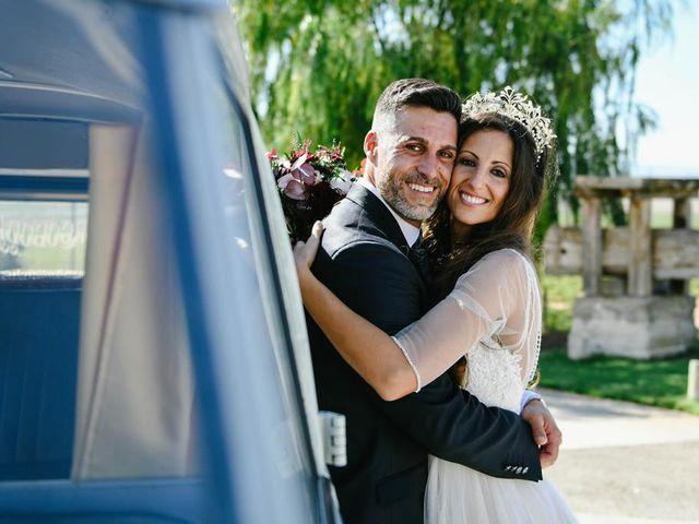 La boda de Teresa Arriazu y Juan Fernandez