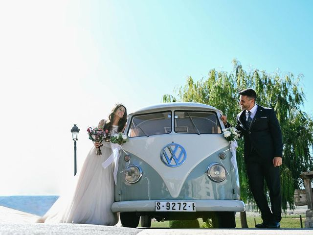 La boda de Juan Fernandez y Teresa Arriazu en Arguedas, Navarra 5