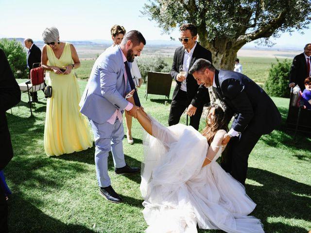 La boda de Juan Fernandez y Teresa Arriazu en Arguedas, Navarra 7
