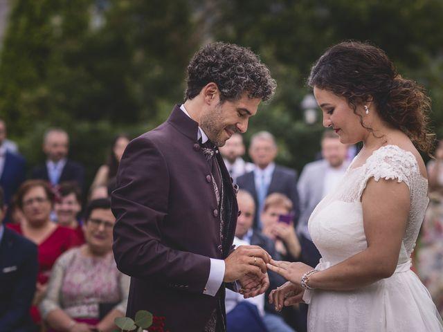 La boda de Marcos y Fátima en Viveiro (Casco Urbano), Lugo 3
