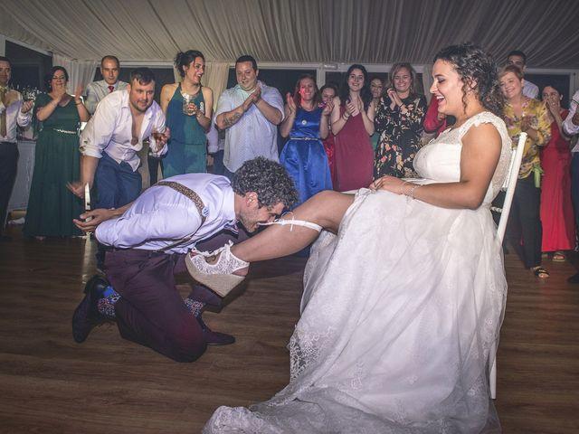La boda de Marcos y Fátima en Viveiro (Casco Urbano), Lugo 16