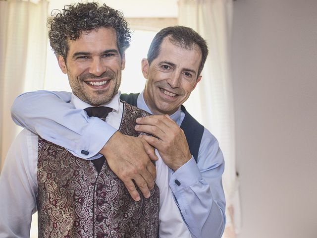 La boda de Marcos y Fátima en Viveiro (Casco Urbano), Lugo 28