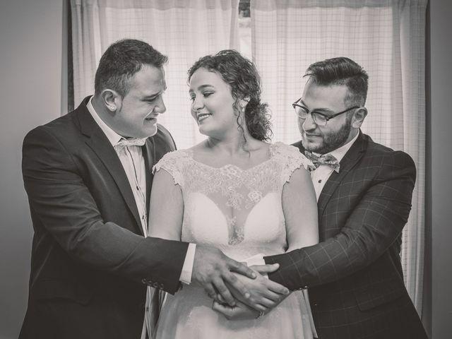 La boda de Marcos y Fátima en Viveiro (Casco Urbano), Lugo 54