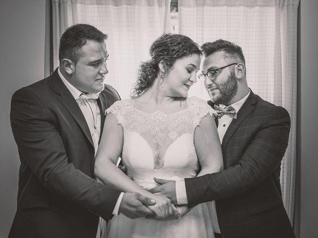 La boda de Marcos y Fátima en Viveiro (Casco Urbano), Lugo 55
