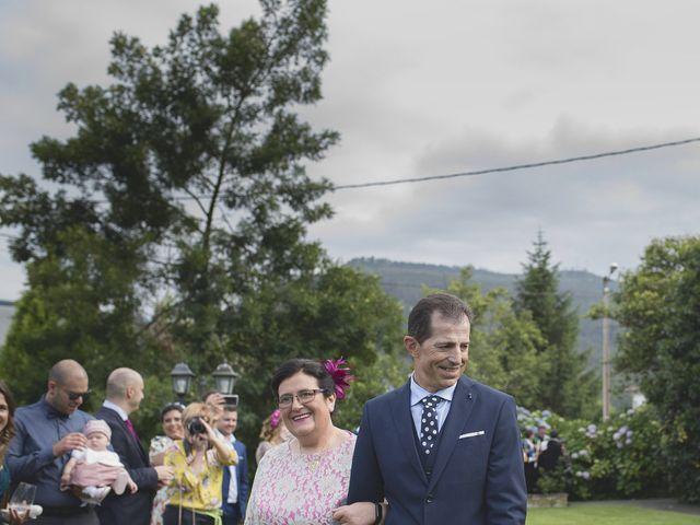 La boda de Marcos y Fátima en Viveiro (Casco Urbano), Lugo 75