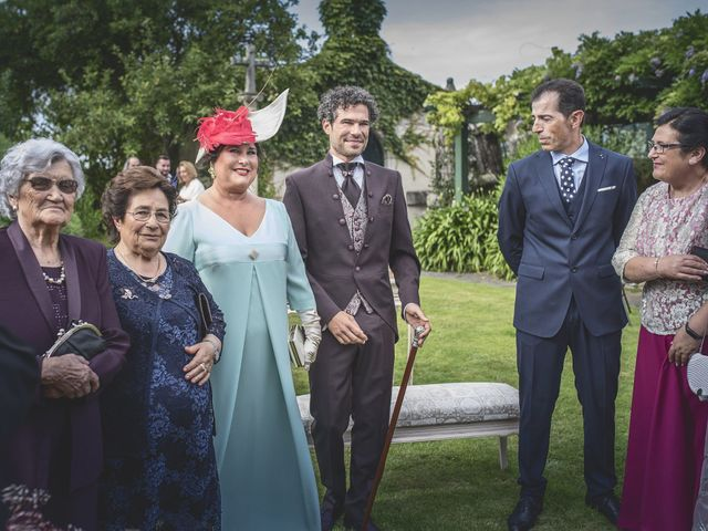 La boda de Marcos y Fátima en Viveiro (Casco Urbano), Lugo 77