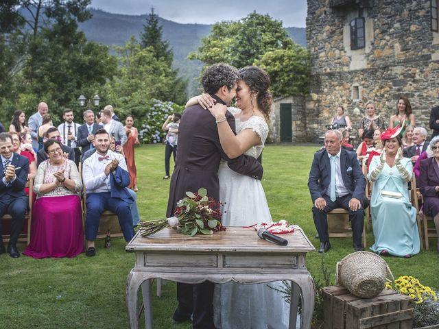 La boda de Marcos y Fátima en Viveiro (Casco Urbano), Lugo 79