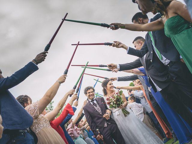La boda de Marcos y Fátima en Viveiro (Casco Urbano), Lugo 83