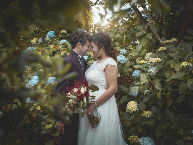 La boda de Marcos y Fátima en Viveiro (Casco Urbano), Lugo 89