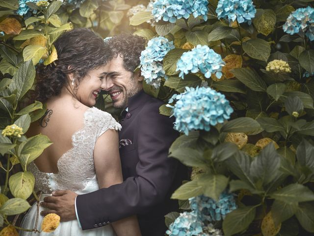 La boda de Marcos y Fátima en Viveiro (Casco Urbano), Lugo 92