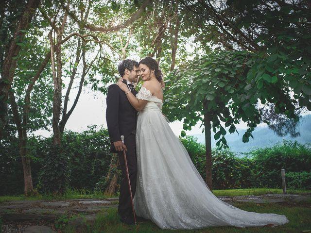La boda de Marcos y Fátima en Viveiro (Casco Urbano), Lugo 102
