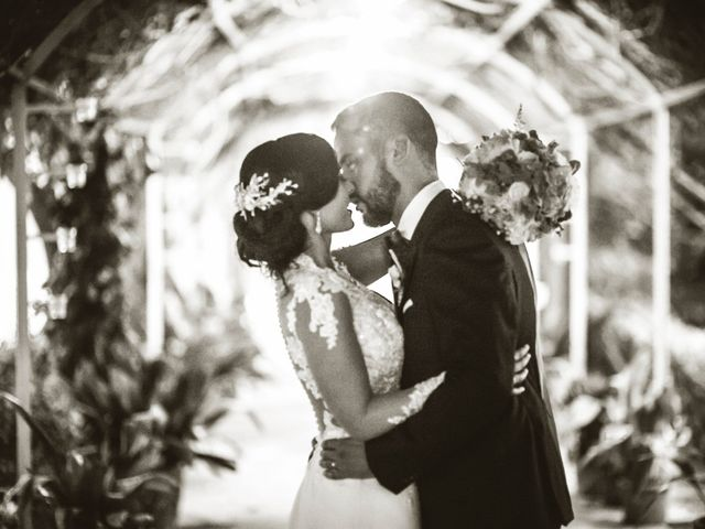La boda de Sandra Requena y Jaime Valdeolivas