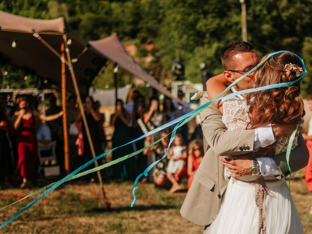 La boda de Jofre  y Marta