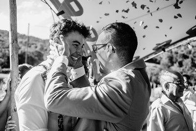 La boda de Marta  y Jofre  en Pueblo Montagut, Girona 4