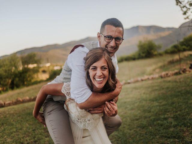 La boda de Marta  y Jofre  en Pueblo Montagut, Girona 5