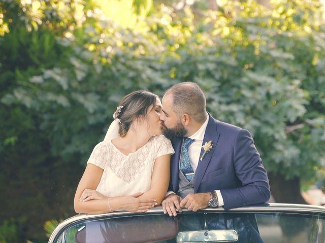 La boda de Sebe y Laura en Picanya, Valencia 3