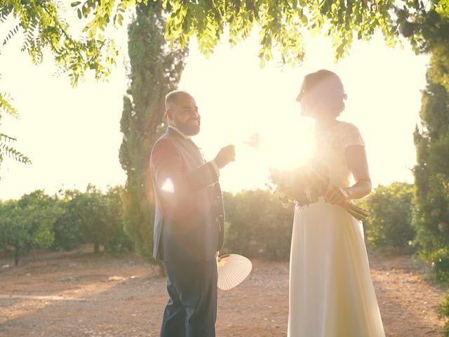 La boda de Sebe y Laura en Picanya, Valencia 29