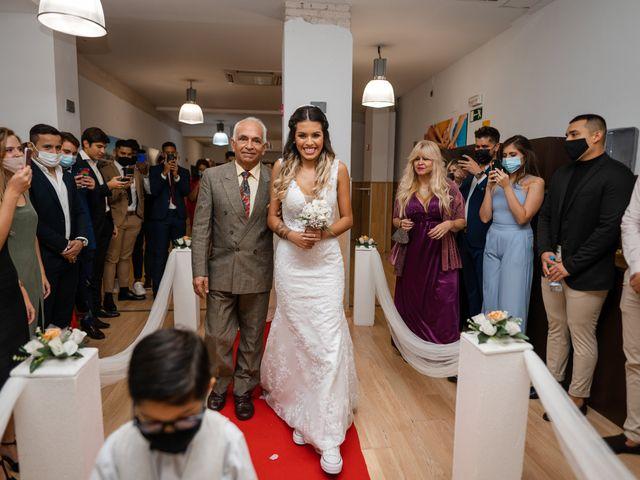 La boda de Leidy y Samuel en Barcelona, Barcelona 38