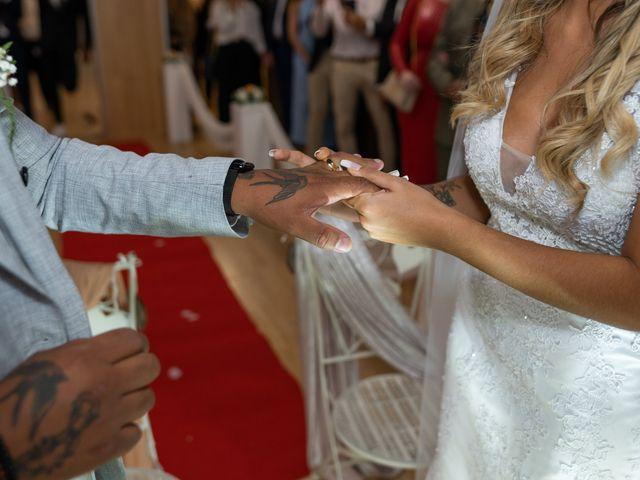 La boda de Leidy y Samuel en Barcelona, Barcelona 42