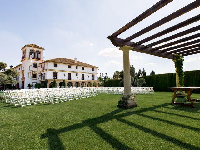 La boda de Dario y Vanesa en Antequera, Málaga 1